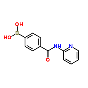 850568-25-1 [4-(2-pyridylcarbamoyl)phenyl]boronic acid