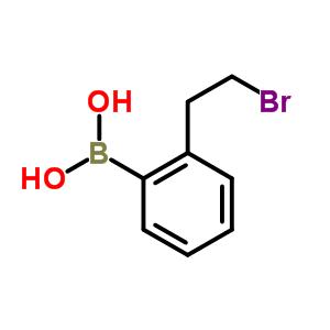 850568-82-0 [2-(2-bromoethyl)phenyl]boronic acid