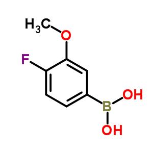 854778-31-7 (4-fluoro-3-methoxy-phenyl)boronic acid