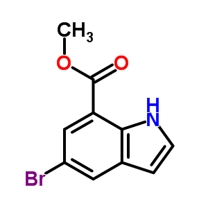 860624-89-1 Methyl 5-bromo-1H-indole-7-carboxylate