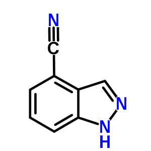 861340-10-5 1H-indazole-4-carbonitrile