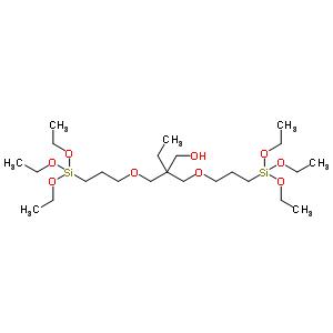 2,2-双(3-三乙氧硅烷基丙基甲基)丁醇