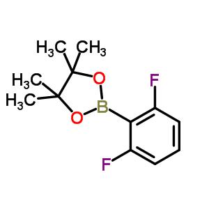 2,6-二氟苯基硼酸频哪醇酯 863868-37-5