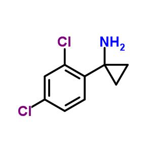 1-(2,4-二氯苯基)环丙胺 864263-95-6