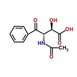 苏式-2-羟基-3-乙酰氨基-4-苯基羰基丁酸 87081-54-7