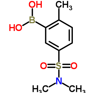 871332-99-9 [5-(dimethylsulfamoyl)-2-methyl-phenyl]boronic acid