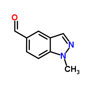 872607-89-1 1-methylindazole-5-carbaldehyde