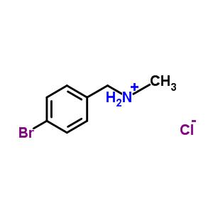874-73-7 (4-bromophenyl)-N-methylmethanaminium chloride