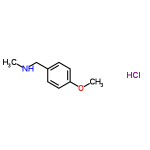 876-32-4 1-(4-methoxyphenyl)-N-methyl-methanamine hydrochloride