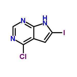 876343-10-1 4-chloro-6-iodo-7H-pyrrolo[2,3-d]pyrimidine