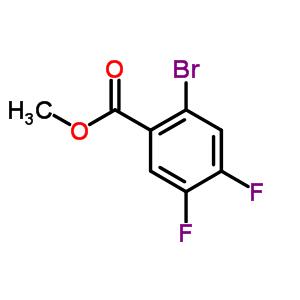 878207-28-4 methyl 2-bromo-4,5-difluoro-benzoate