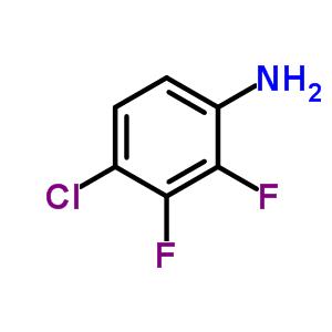 878285-12-2 4-chloro-2,3-difluoro-aniline
