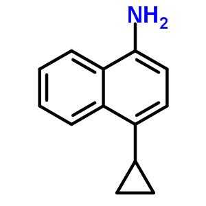 4-环丙基-1-萘胺 878671-94-4