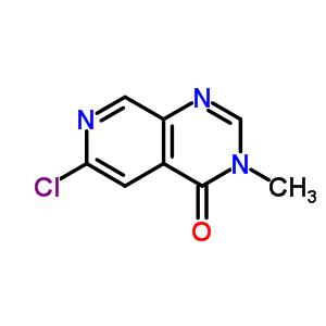 878743-46-5 6-Chloro-3-methylpyrido[3,4-d]pyrimidin-4(3H)-one