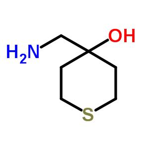 879514-92-8 4-(aminomethyl)tetrahydrothiopyran-4-ol