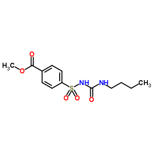 4-羧基甲苯磺丁脲甲酯 88241-94-5