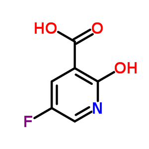 884494-83-1 5-fluoro-2-hydroxy-pyridine-3-carboxylic acid