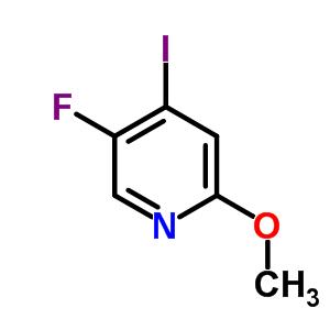 884495-13-0 5-fluoro-4-iodo-2-methoxy-pyridine