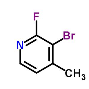 3-溴-2-氟-4-甲基吡啶 884495-46-9
