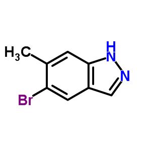 5-溴-6-甲基-1H-吲唑 885223-72-3