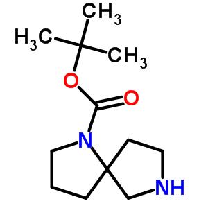 1,7-二氮杂螺[4.4]壬烷-1-甲酸叔丁酯 885268-47-3