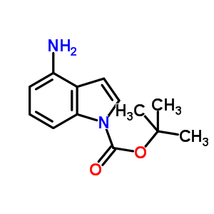 885270-30-4 tert-butyl 4-aminoindole-1-carboxylate