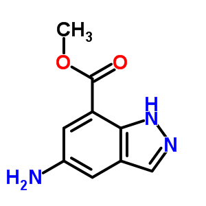 885272-08-2 Methyl 5-amino-1H-indazole-7-carboxylate