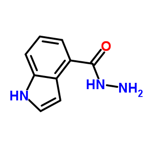 885272-22-0 1H-Indole-4-carbohydrazide
