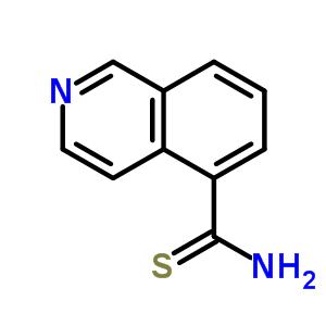 885272-56-0 isoquinoline-5-carbothioamide