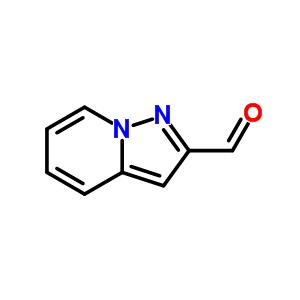 pyrazolo[1,5-a]pyridine-2-carbaldehyde 885275-10-5