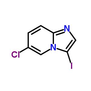 885275-59-2 6-Chloro-3-iodoimidazo[1,2-a]pyridine