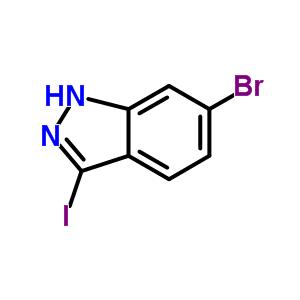 885521-88-0 6-bromo-3-iodo-1H-indazole