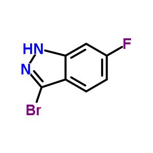885522-04-3 3-bromo-6-fluoro-1H-indazole