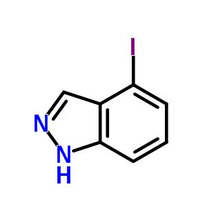 885522-11-2 4-Iodo-1H-indazole