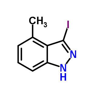 885522-63-4 3-iodo-4-methyl-1H-indazole