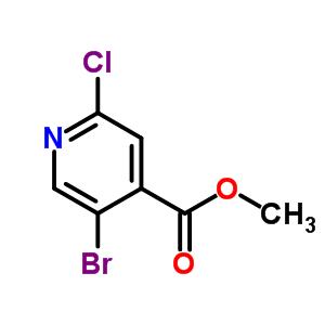 5-溴-2-氯异烟酸甲酯 886365-28-2