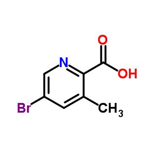 5-溴-3-甲基吡啶-2-甲酸 886365-43-1