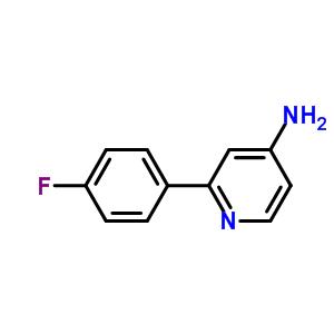 886366-09-2 4-pyridinamine, 2-(4-fluorophenyl)-