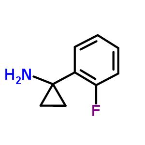886366-50-3 1-(2-fluorophenyl)cyclopropanamine