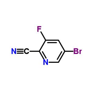 5-溴-3-氟-2-吡啶甲腈 886373-28-0