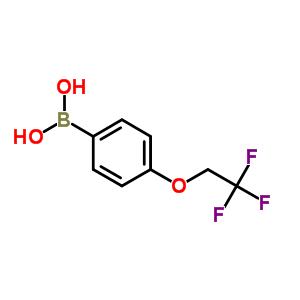 886536-37-4 [4-(2,2,2-trifluoroethoxy)phenyl]boronic acid