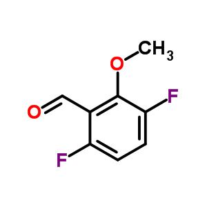 887267-04-1 3,6-difluoro-2-methoxy-benzaldehyde