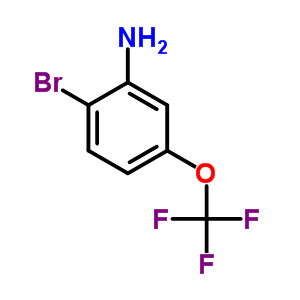 887267-47-2 2-bromo-5-(trifluoromethoxy)aniline