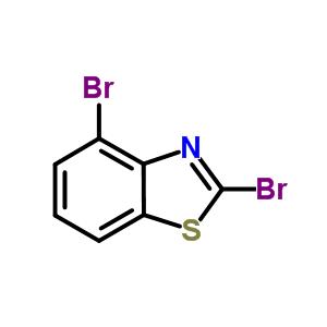 887589-19-7 2,4-Dibromo-1,3-benzothiazole