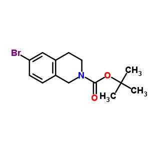 893566-74-0 tert-butyl 6-bromo-3,4-dihydro-1H-isoquinoline-2-carboxylate