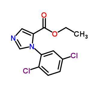 893615-95-7 ethyl 3-(2,5-dichlorophenyl)imidazole-4-carboxylate