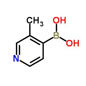 3-甲基吡啶-4-硼酸 894808-72-1