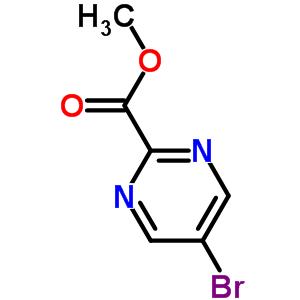 5-溴嘧啶-2-甲酸甲酯 89581-38-4