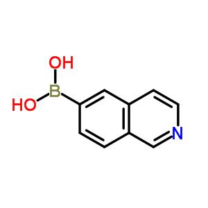 899438-92-7 6-isoquinolylboronic acid