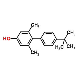 906101-33-5 4-(4-tert-butylphenyl)-3,5-dimethyl-phenol